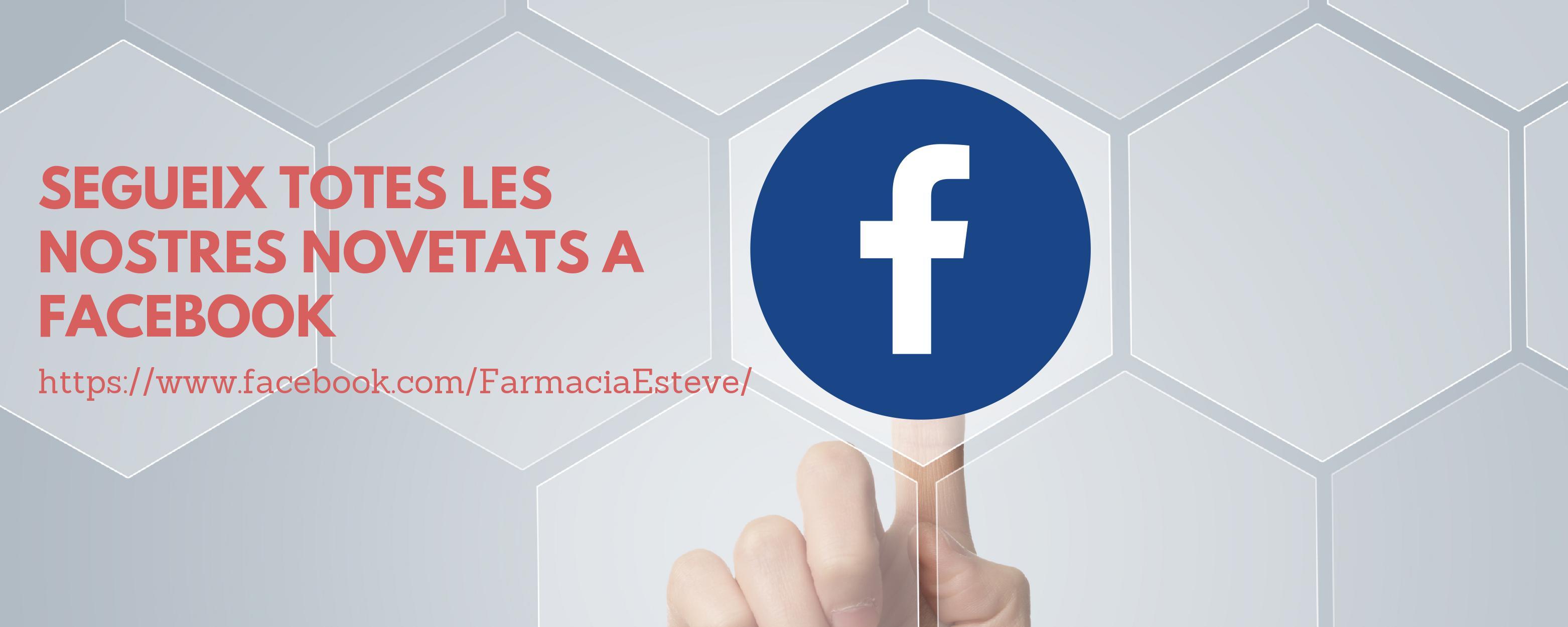 Facebook Farmàcia Estebe